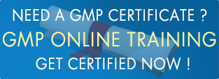 GMP Online Training